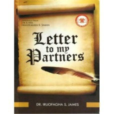 Letter To My Partners
