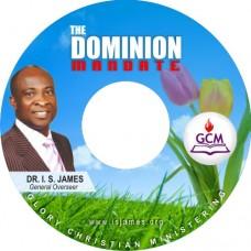 The Dominion Mandate